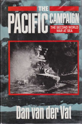 9780340496619: The Pacific Campaign: The Second World War at Sea