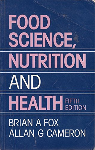 9780340496756: Food Science Nutrition and Health