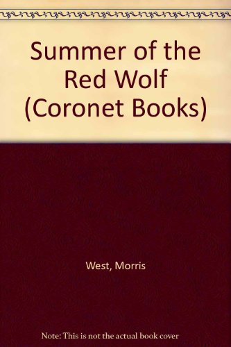 9780340499351: Summer of the Red Wolf (Coronet Books)