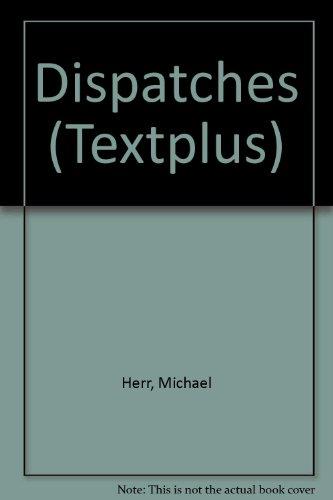 9780340499795: Dispatches (Textplus)