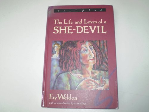 9780340499863: THE LIFE AND LOVES OF A SHE-DEVIL