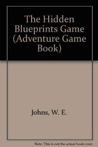 9780340501191: The Hidden Blueprints Game (Adventure Game Book)