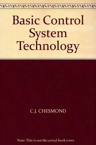Basic Control System Technology: Chesmond, C.J.