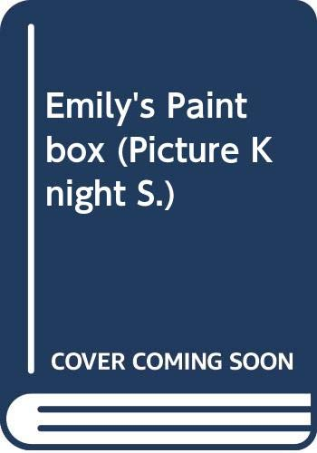 9780340501863: Emily's Paintbox (Picture Knight)