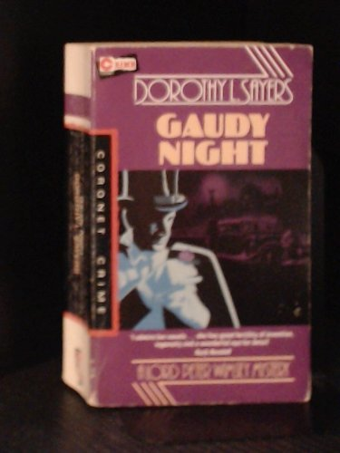 9780340502266: Gaudy Night: Lord Peter Wimsey Book 12