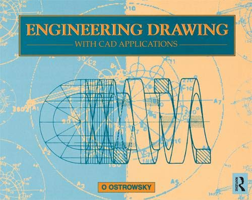 9780340504116: Engineering Drawing with CAD Applications