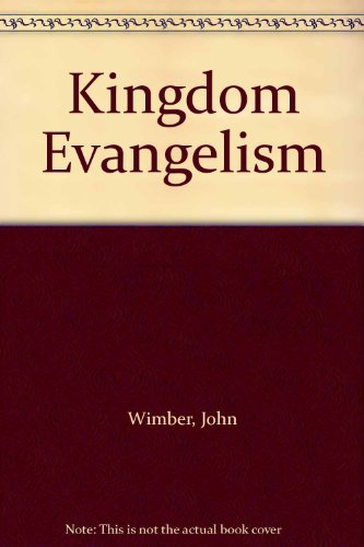 9780340504222: Kingdom Evangelism