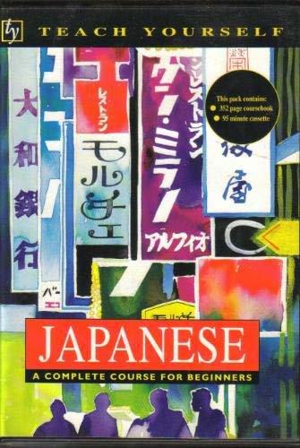 9780340505793: Japanese (Teach Yourself)