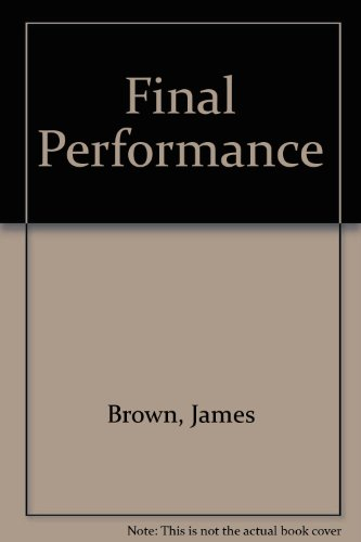9780340507032: Final Performance