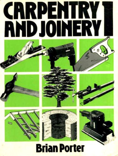 9780340507735: Carpentry and Joinery, Second Edition: Volume 1 (v. 1)