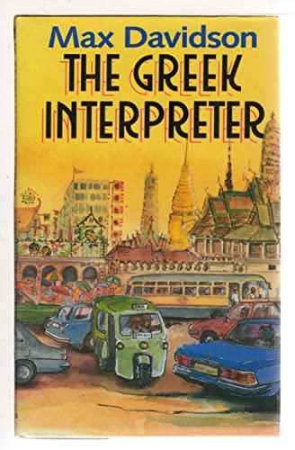 9780340508909: The Greek Interpreter