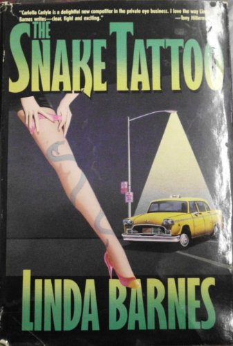 9780340510797: The Snake Tattoo