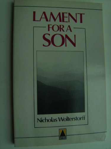 9780340512067: Lament for a Son