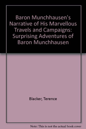 9780340512616: Baron Munchhausen's Narrative of His Marvellous Travels and Campaigns: Surprising Adventures of Baron Munchhausen