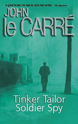 9780340513088: Tinker Tailor Soldier Spy (Coronet Books)