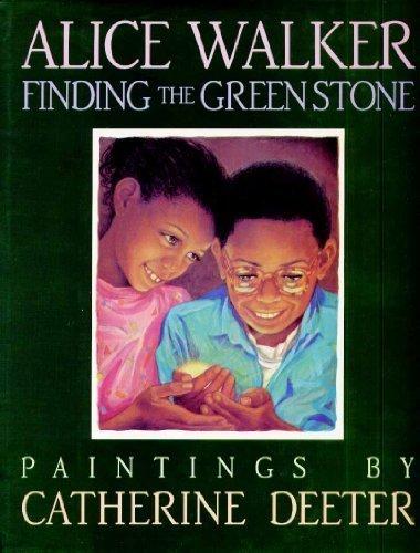 Finding the Green Stone: Walker, Alice