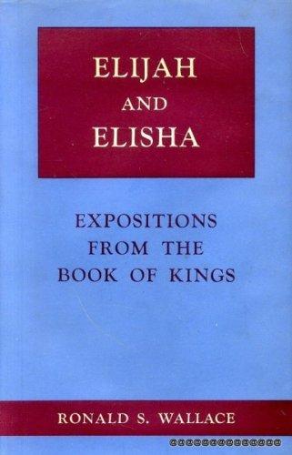 9780340517000: Elijah and Elisha