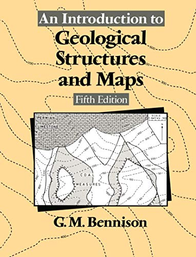 9780340517604: An Introduction to Geological Structures and Maps