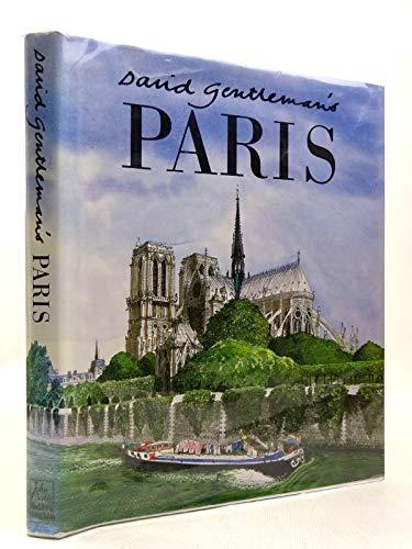 9780340518694: David Gentleman's Paris