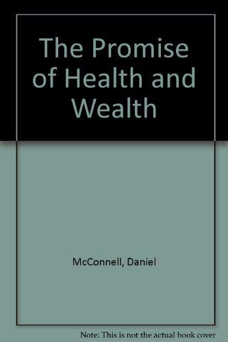 9780340523407: The Promise of Health and Wealth