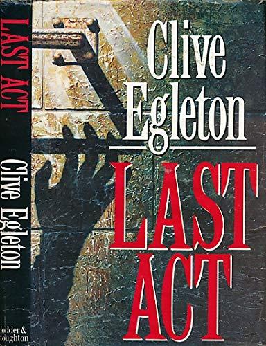 9780340523957: Last Act