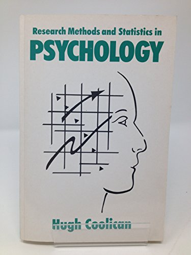 9780340524046: Research Methods and Statistics in Psychology
