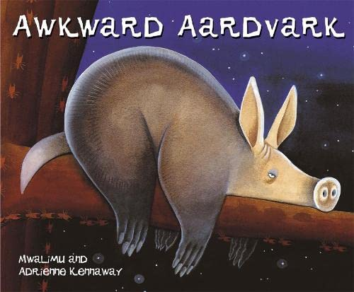 African Animal Tales: Awkward Aardvark: Hadithi, Mwenye