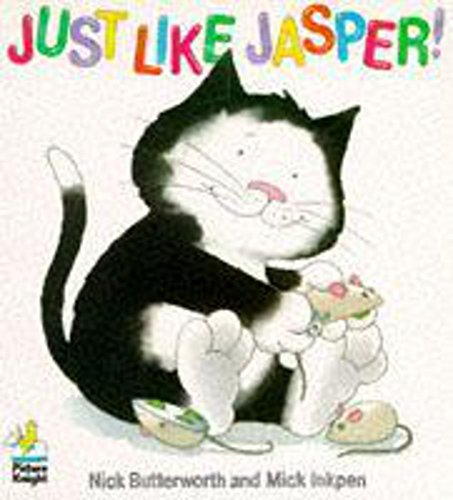 9780340525821: Just Like Jasper