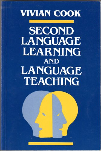 Second Language Learning and Language Teaching.