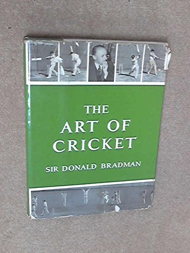 9780340529102: The Art of Cricket