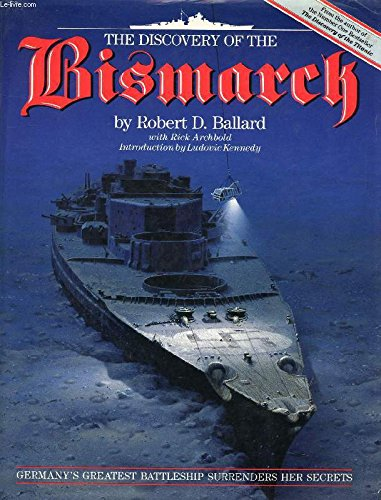 9780340529768: The discovery of the Bismarck