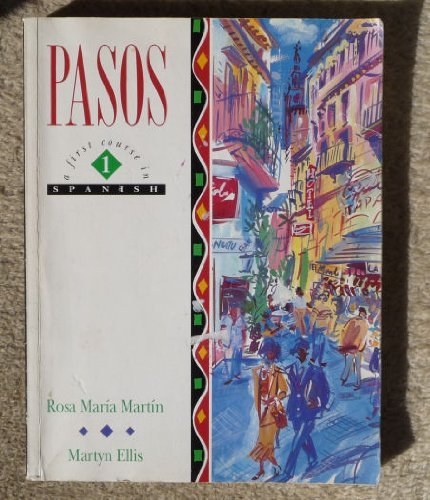 9780340529997: Pasos 1: A First Course in Spanish