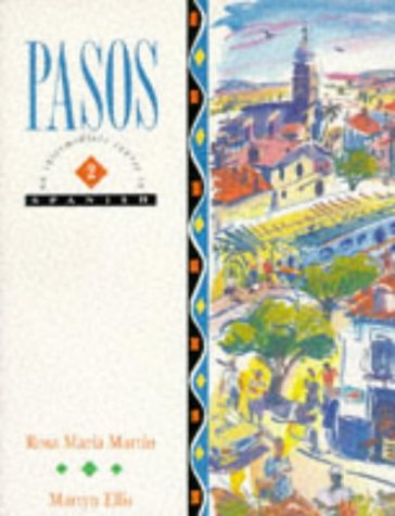9780340530047: Pasos 2: STUDENT'S BOOK: An Intermediate Spanish Course