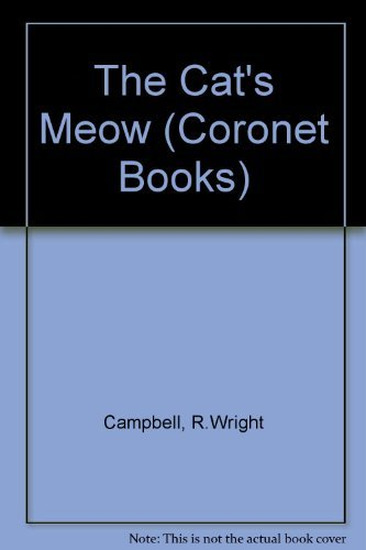 9780340530368: The Cat's Meow (Coronet Books)