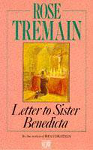 9780340530474: Letter to Sister Benedicta