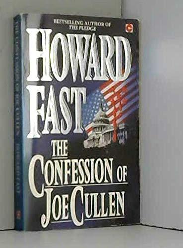 9780340530672: The Confession of Joe Cullen