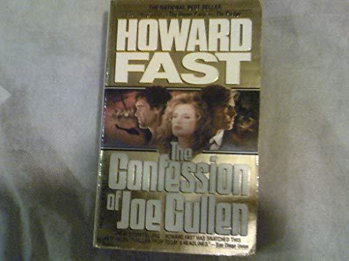 9780340530689: Confession of Joe Cullen