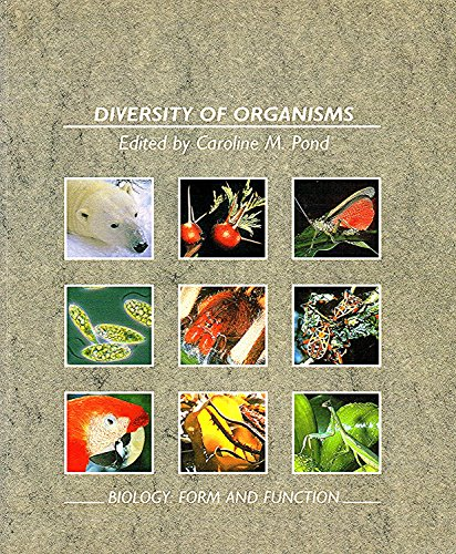 9780340531891: Biology: Diversity of Organisms Bk. 1: Form and Function (Biology: form & function)