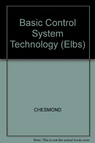9780340532058: Basic Control System Technology (Elbs)