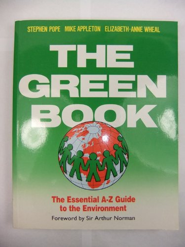 9780340532980: The Green Book: The Essential A-Z Guide to the Environment