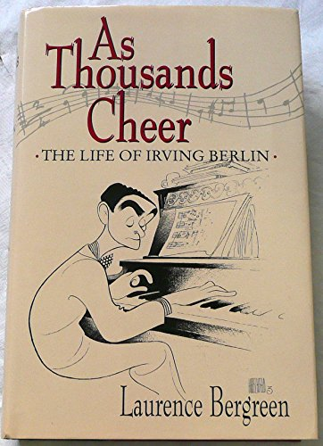 9780340534861: As Thousands Cheer: Biography of Irving Berlin