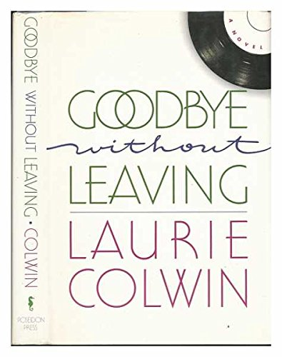 9780340534939: Goodbye Without Leaving