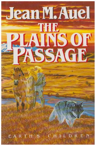 The Plains Of Passage - Earth's Children: Auel, Jean M.