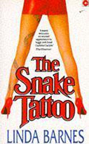 9780340535387: The Snake Tattoo (Coronet Books)