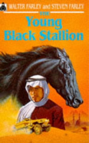 9780340537657: The Young Black Stallion: A Wild and Untamable Spirit!