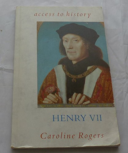 9780340538012: Henry VII (Access to History)
