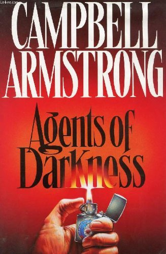 Agents of Darkness: Armstrong, Campbell (signed)