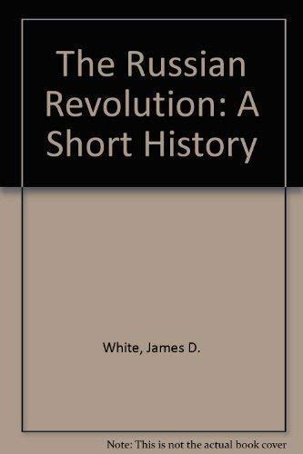 9780340539095: The Russian Revolution 1917-1921: A Short History