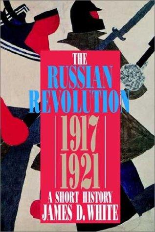 9780340539101: The Russian Revolution 1917-1921: A Short History (Hodder Arnold Publication)