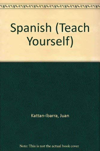9780340540008: Spanish (Teach Yourself)